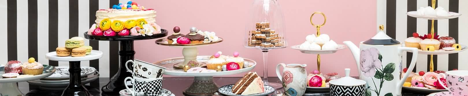 Soportes de pastel