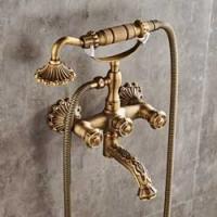 Set de ducha antiguo