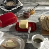 Platos de mantequilla