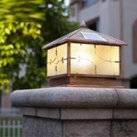 Lámpara del pilar