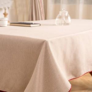 Manteles Sólidos de lujo Toalha De Mesa Artículos de limpieza para el hogar Paño de tabla Acepte Manteles personalizados Para Mesa, cubiertas para autos