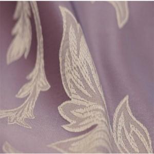 Lujo Nordic Cojín Geometría romántica púrpura Lujo bordado Throw almohada decorativa cubierta del coche Housse De Coussin