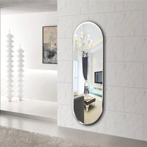 A1 Baño espejo colgante de pared baño dormitorio maquillaje espejo colgante de pared a prueba de explosiones wx8221917