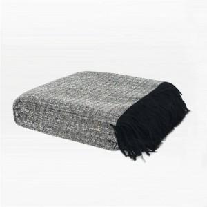 All Match Bed Blankets Pure Cobertor Autumn Winter Sofa Hotel Throw Blanket Manta Portable Noble Decoraciones navideñas para el hogar