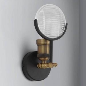 Americano creativo retro luz de pared Coche clásico forma de luz Industrial Aplique de pared dormitorio dormitorio cabecera Iluminación de pasillo luminarias