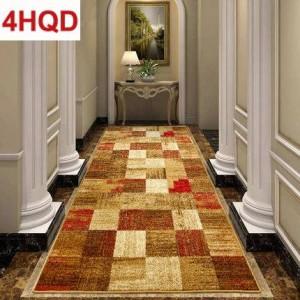 American minimalista sala de estar mesa de café alfombra moderna simple cama europea dormitorio manta tejida alfombra puede ser personalizado