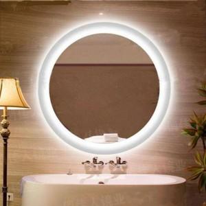 Cuarto de baño Led luz de espejo aplique de pared Luminaria contra niebla maquillaje espejo Tira tira sala de estar Cuarto de baño llevó accesorios de luz de pared