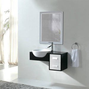 Espejo de baño a prueba de agua colgante de pared espejo de vanidad porche dormitorio comedor espejo wx8221549