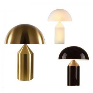 Lámpara de mesa moderna de hierro creativa lámpara de escritorio lámpara de lectura E14 110 V 220 V Clip de la lámpara de oficina para el estudio decoración del arte en casa