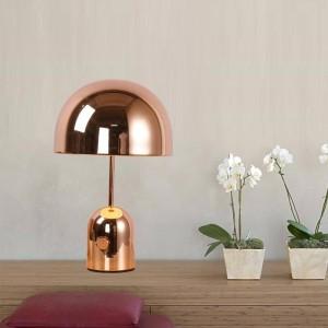 Nordic post modern Lámpara de mesa creativa lámpara de escritorio de metal Lámpara de lectura E27 Lámpara LED Estudio living roomhome decoración de arte