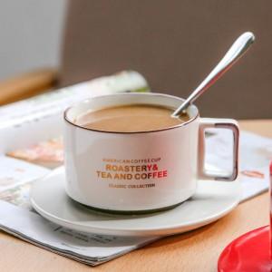 taza de café establece taza taza de té breve cerámica taza drinkware tazas de té regalo