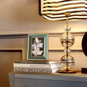 Marco de fotos de madera maciza europea y americana Decoración creativa para el hogar Dormitorio Sala de estar Decoración interior