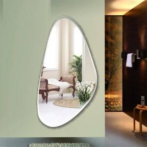 Espejo de ajuste sin marco dormitorio decoración espejo colgante de pared espejo de pie completo espejo de entrada wx8231137