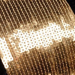 HAO JOY Creative Super Luxury Lentejuelas Cinturón Tejido de terciopelo dorado Diseño de nudo de lazo Cojín Sofá Cama Modelo de hogar Decoración de la habitación