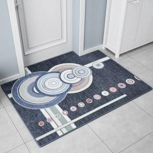 Estera nórdica Puerta Puerta Puerta Puerta Puerta de entrada Almohadilla para el hogar Sala de estar Dormitorio Habitación Puerta Tipo de alfombra