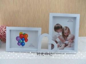 marco de fotos marco simple de estudio creativo decoración de la boda marco de fotos decoración del hogar