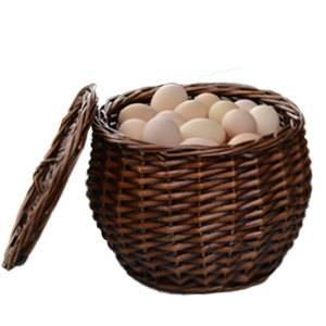 cesta de mimbre cesta de mimbre cesta de bambú cesta de huevos y cesta de frutas