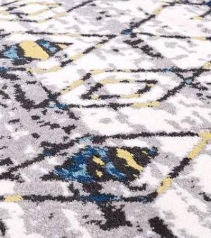 Simple moderno nórdico geométrico abstracto sala de estar mesa dormitorio alfombra sala de bodas manta completa junto a la cama sala de ins blanke't