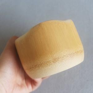Merienda Vajilla Tazón de bambú Postre Cocina Bebé Alimentación Frutas Forma de hoja Plato hecho a mano natural Platos para servir Ensalada