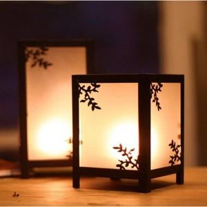 Titular de la vela de la vendimia Metal Hierro Arte Vidrio Base de la Vela Boda Romántica Ceremonia del Té Decoración Artesanía Casa Luz de Viento de la Noche